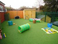 One of our all-weather Pre-School areas.